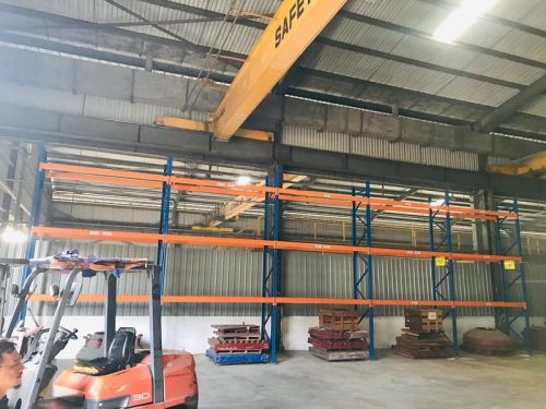 Heavy Duty Pallet Racking System (6)