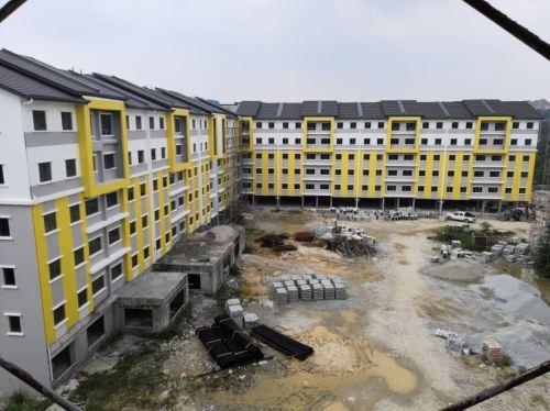 Project Rumah Selangorku 300 Units