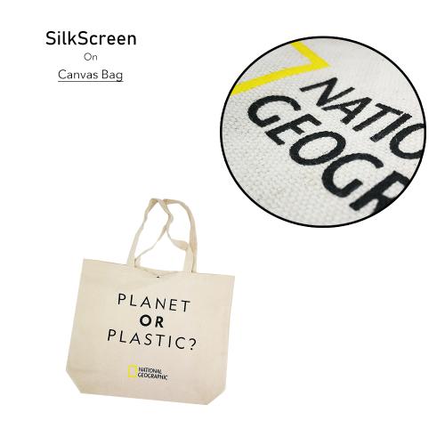 Canvas Bag - Silkscreen