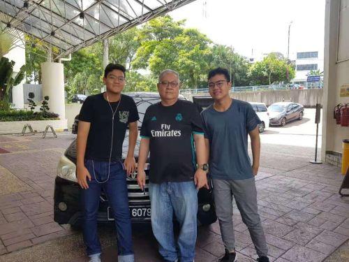 Singapore to Johor Bahru the puteri pan pacific hotel