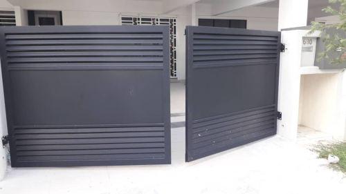 Dnor 212 Swing & Folding Gate Automatic Autogate Johor Bharu