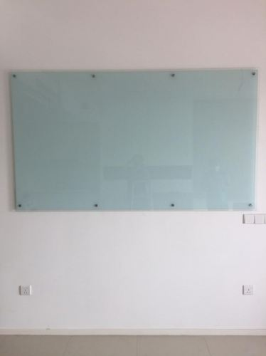 white board 6mm tempered