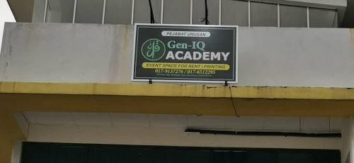 3d Signboard At Selangor