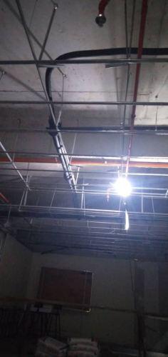 Solari install AIRCOND COPPER paip