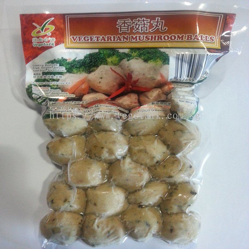 VEGETALK FOOD SUPPLIES PTE LTD:Mushroom Ball