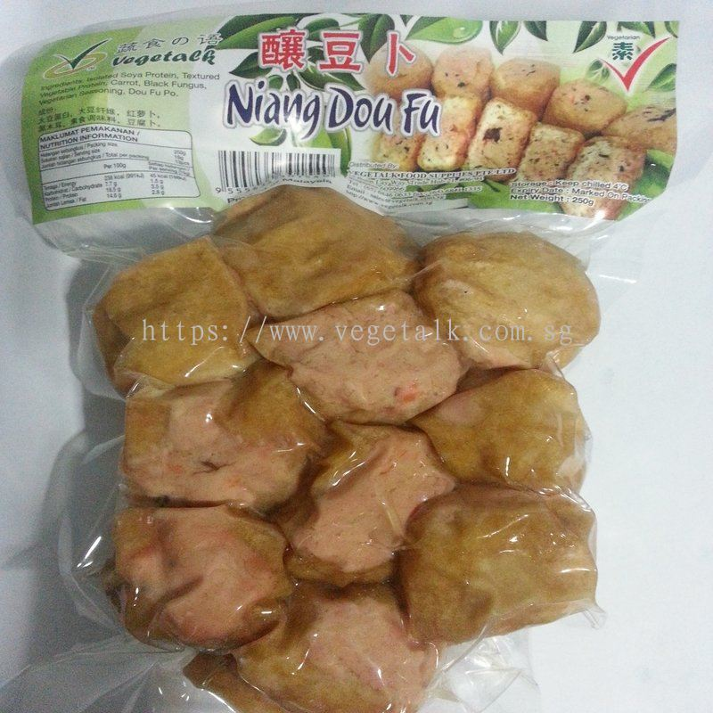 VEGETALK FOOD SUPPLIES PTE LTD:Niang Dou Fu ~ 250g