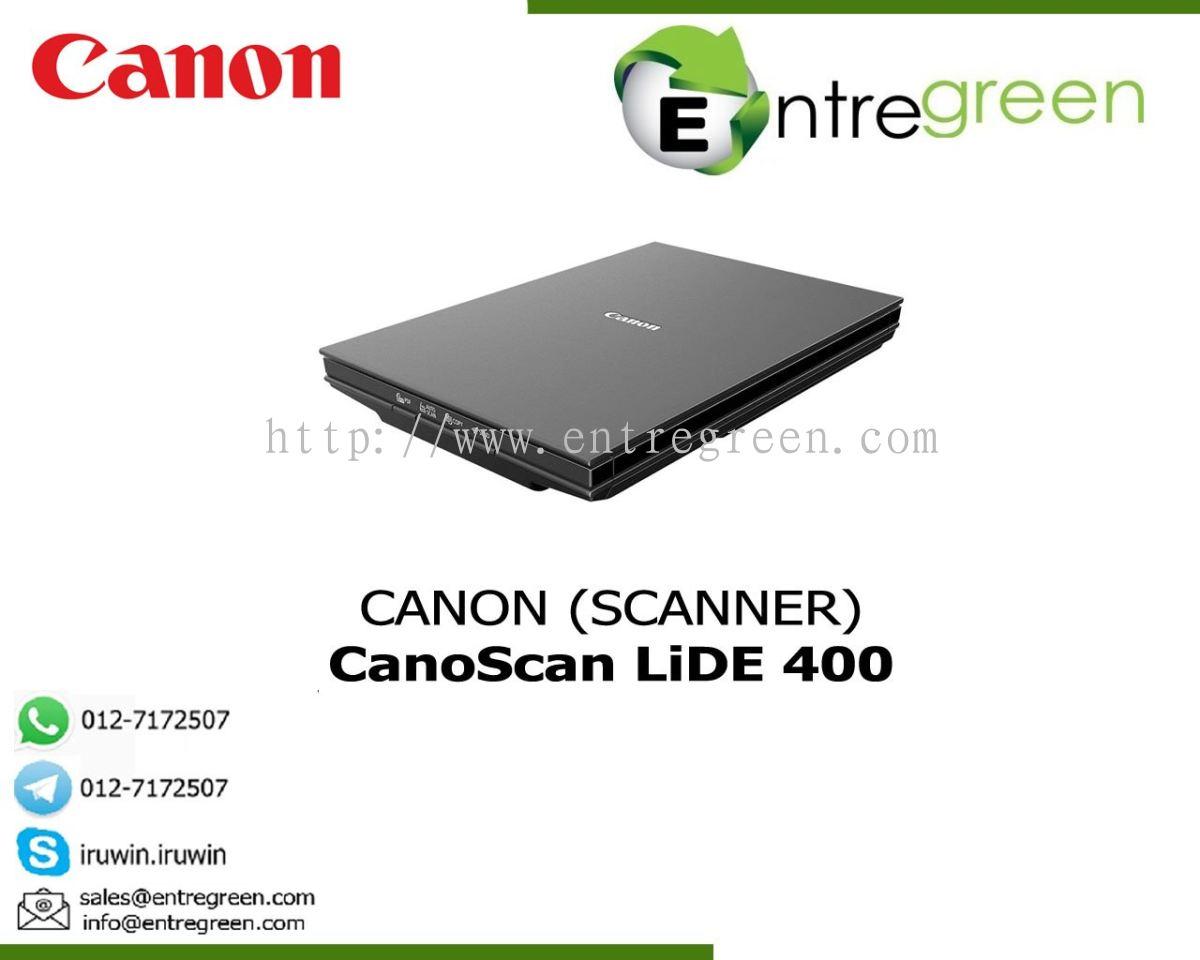 Johor CanoScan LiDE 400 Canon (Scanner) - CANON from Entregreen