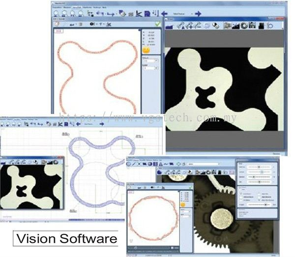 VGSM Technology (M) Sdn Bhd:Vision Software