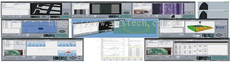 VGSM Technology (M) Sdn Bhd:RV 3D (Real 2D & 3D DMIS Measurement Software)