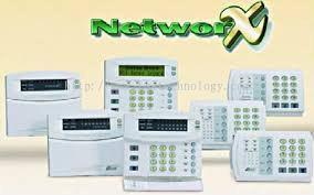 TMA Technology System Pte Ltd:GE Alarm Or Caddx Alarm.