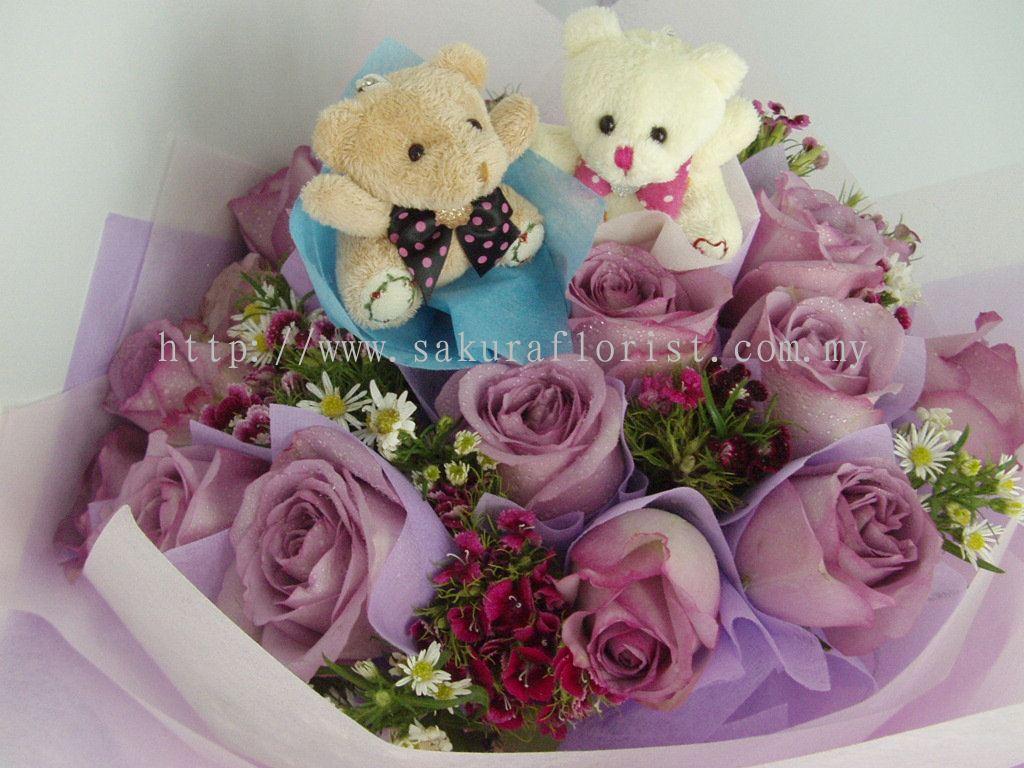 Baby Gift Johor : Johor bf from birthday flower daripada sakura