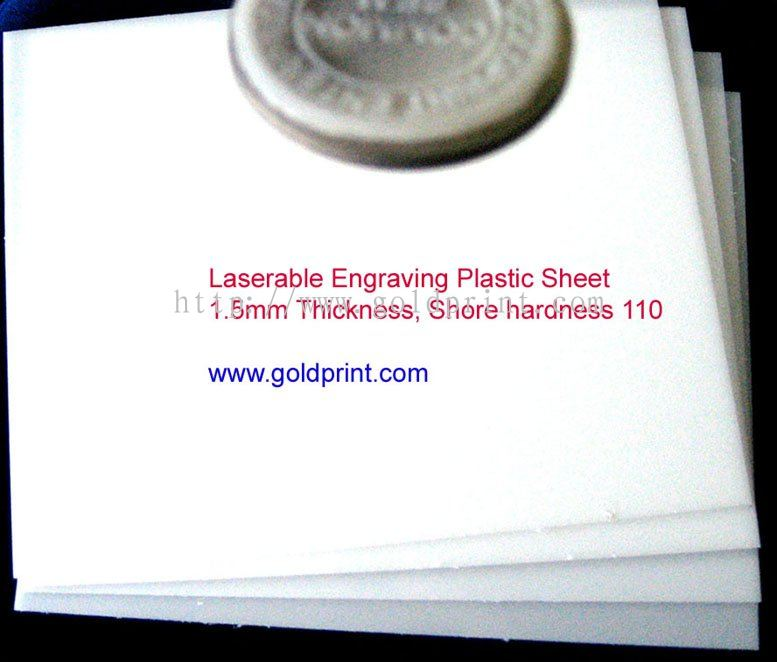 Goldprint Enterprise Pte Ltd:Laserable Plastic Sheet