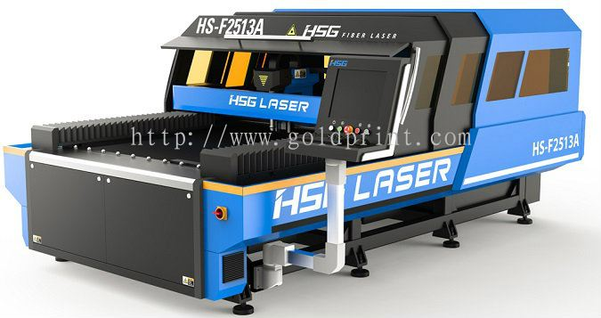 Goldprint Enterprise Pte Ltd:Fiber Laser Cutting Machine