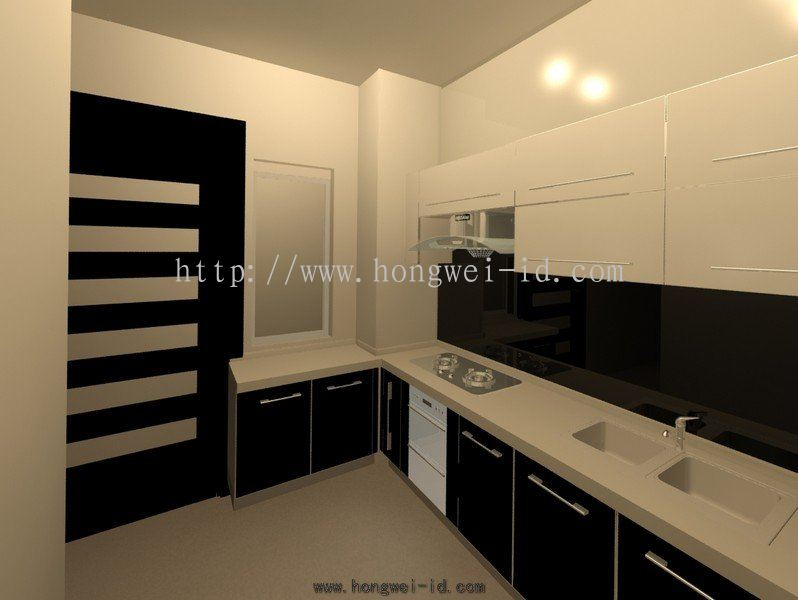 Johor wet kitchen kitchen cabinet interior design for Kitchen furniture johor