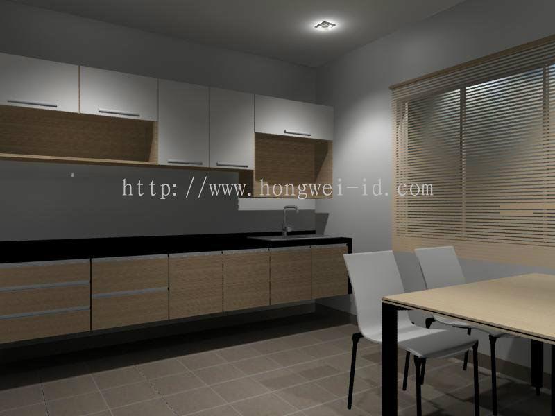 Johor kitchen cabinet interior design residential from for Kitchen furniture johor