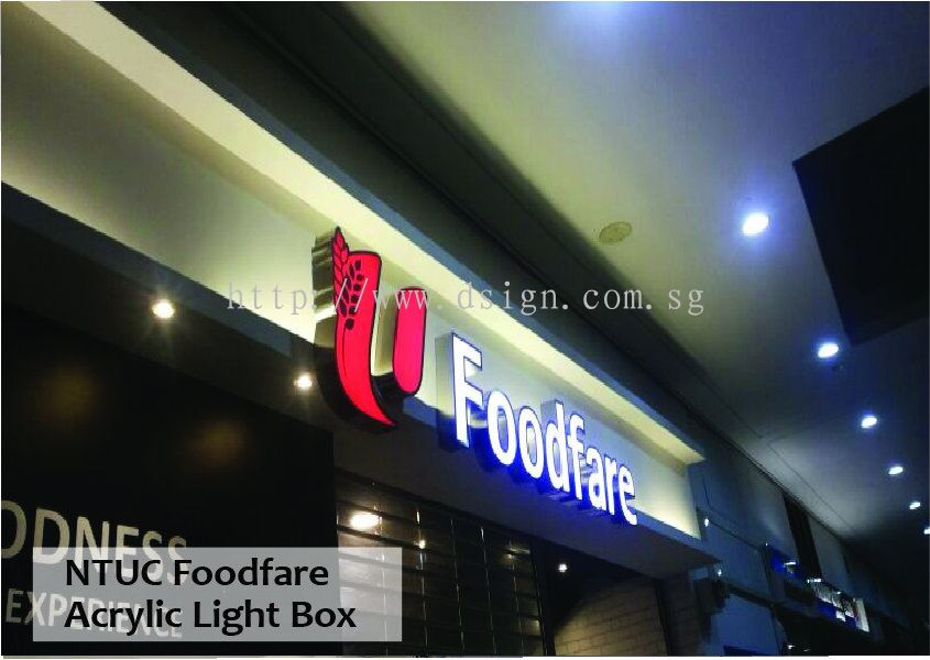 Dsign Solutions Pte Ltd:NTUC Foodfare