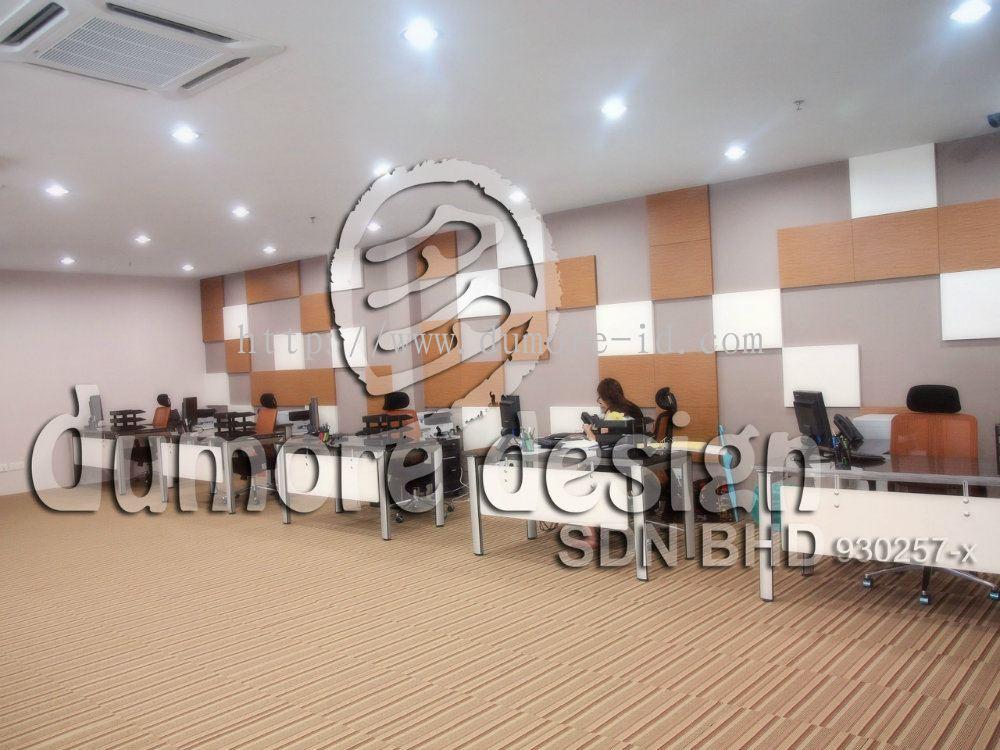 Johor pacmet sdn bhd office from dumore design sdn bhd for Office design johor