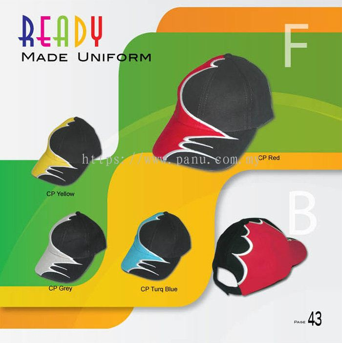 Johor cap ready made from pan uniform manufacturing sdn bhd for Uniform spa malaysia