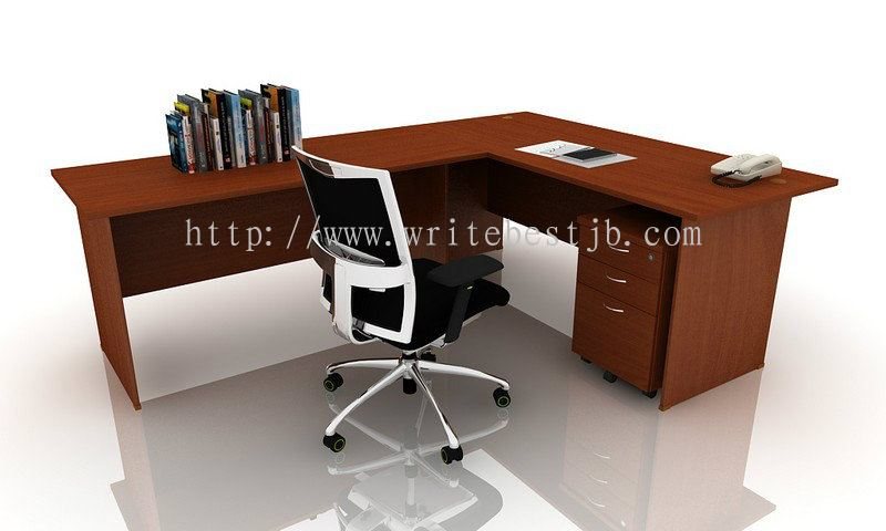 Johor bahru jb free standing table office furniture for Chinese furniture johor bahru