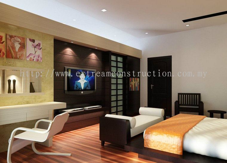 Johor Kulai Bungalow House Bedroom Design From Extream Home Decor Sdn Bhd
