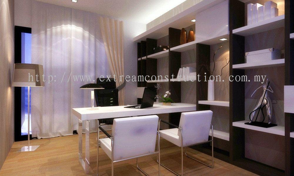 Johor nusa duta office design daripada extream home for Home decor johor bahru