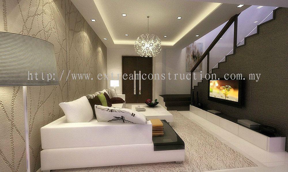 Johor Bukit Indah Interior Design Renovation Daripada Extream Home Decor Sdn Bhd