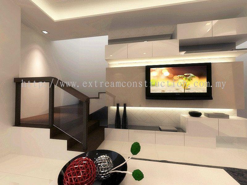 Johor Impian Emas Interior Design Renovation Daripada Extream Home Decor Sdn Bhd