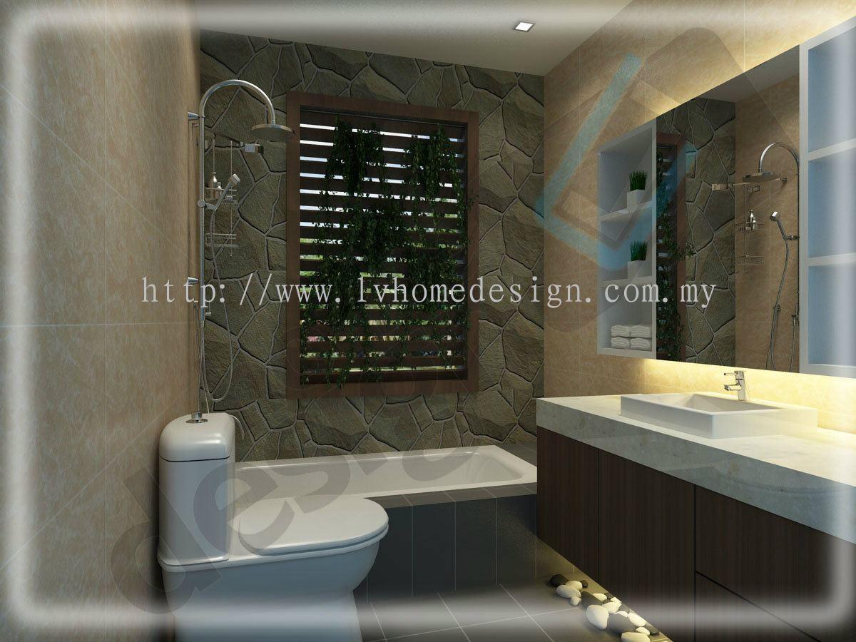 Johor Bathroom Design From Cai Yi Design M Sdn Bhd