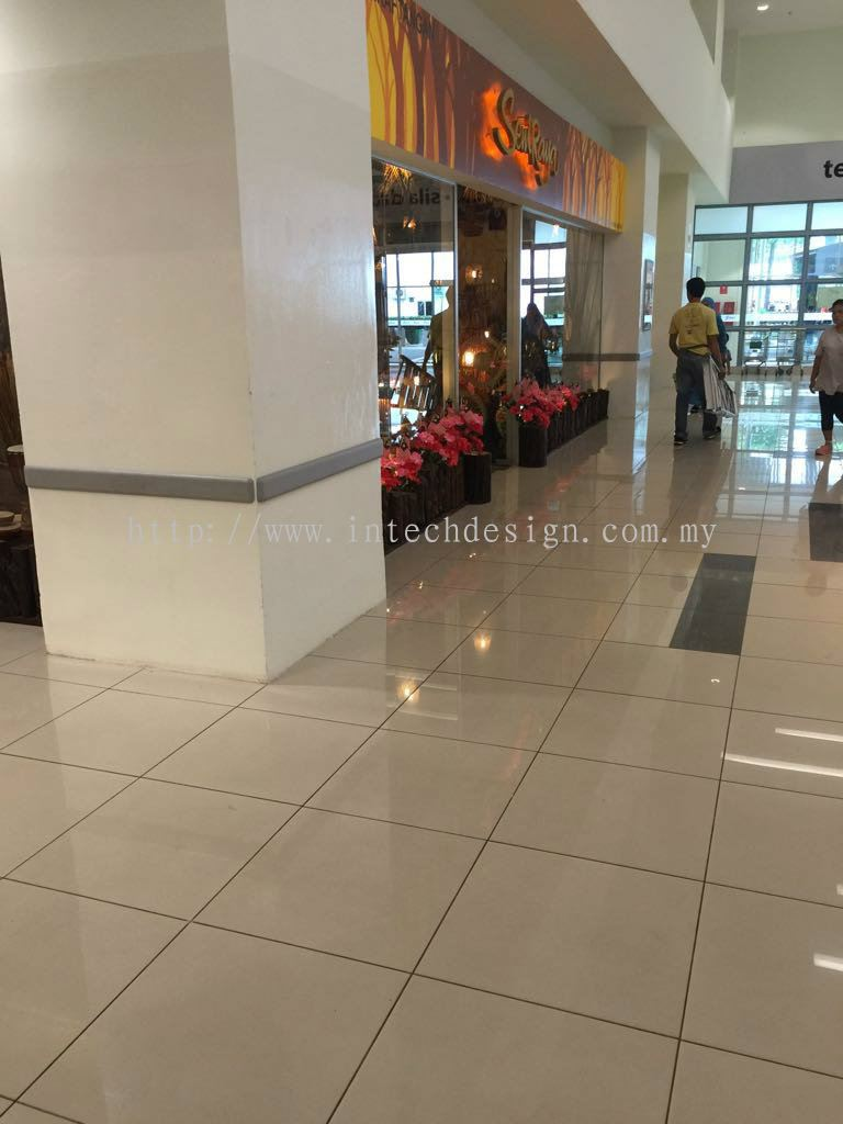 Johor wall guard giant plentong johor bahru projects for Office design johor