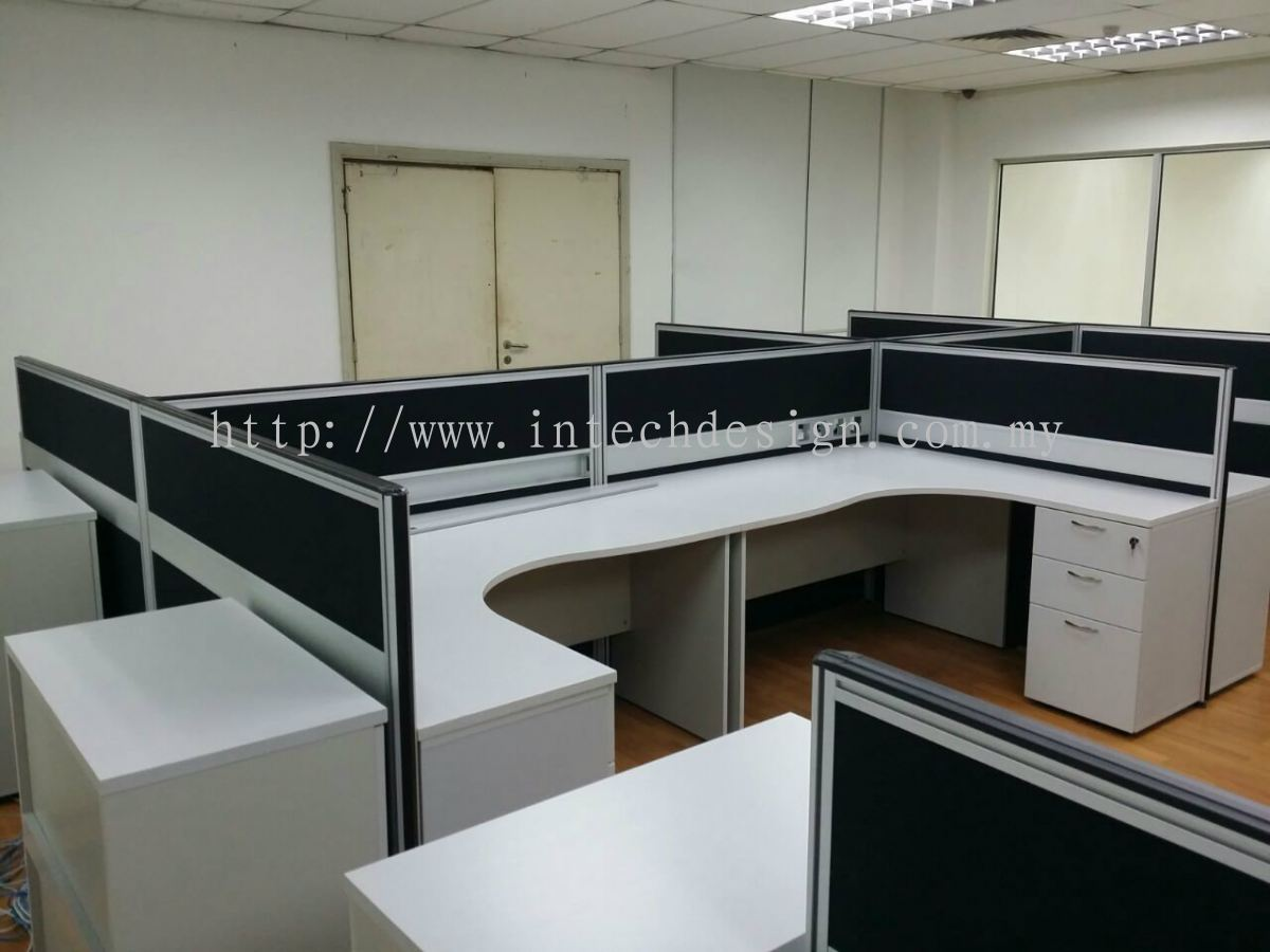 Johor mb design sdn bhd projects from intech design for Office design johor