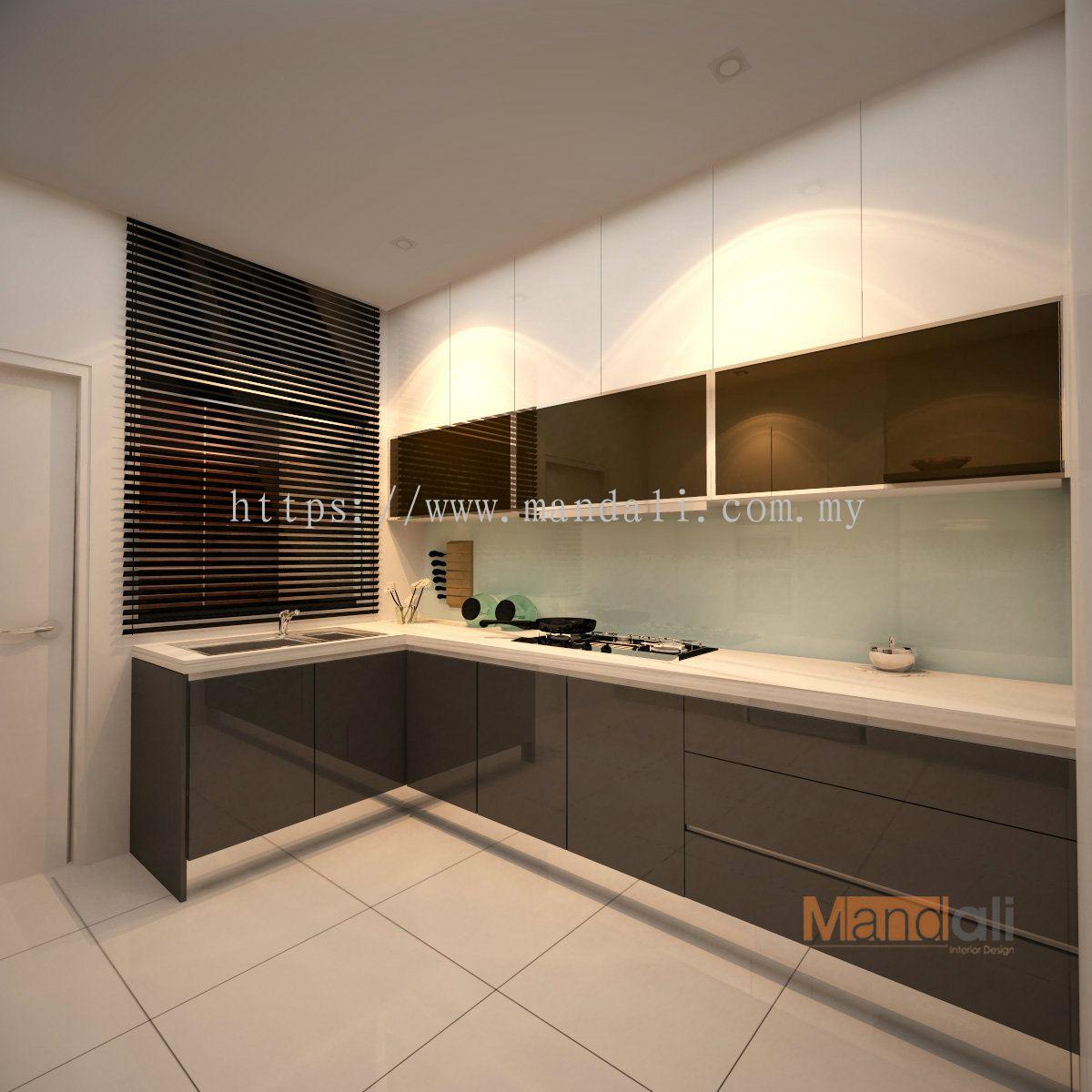 Johor KitchenConcept_1 Kitchen Design