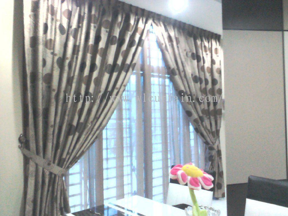 Johor Curtain Daripada W L Curtain Enterprise