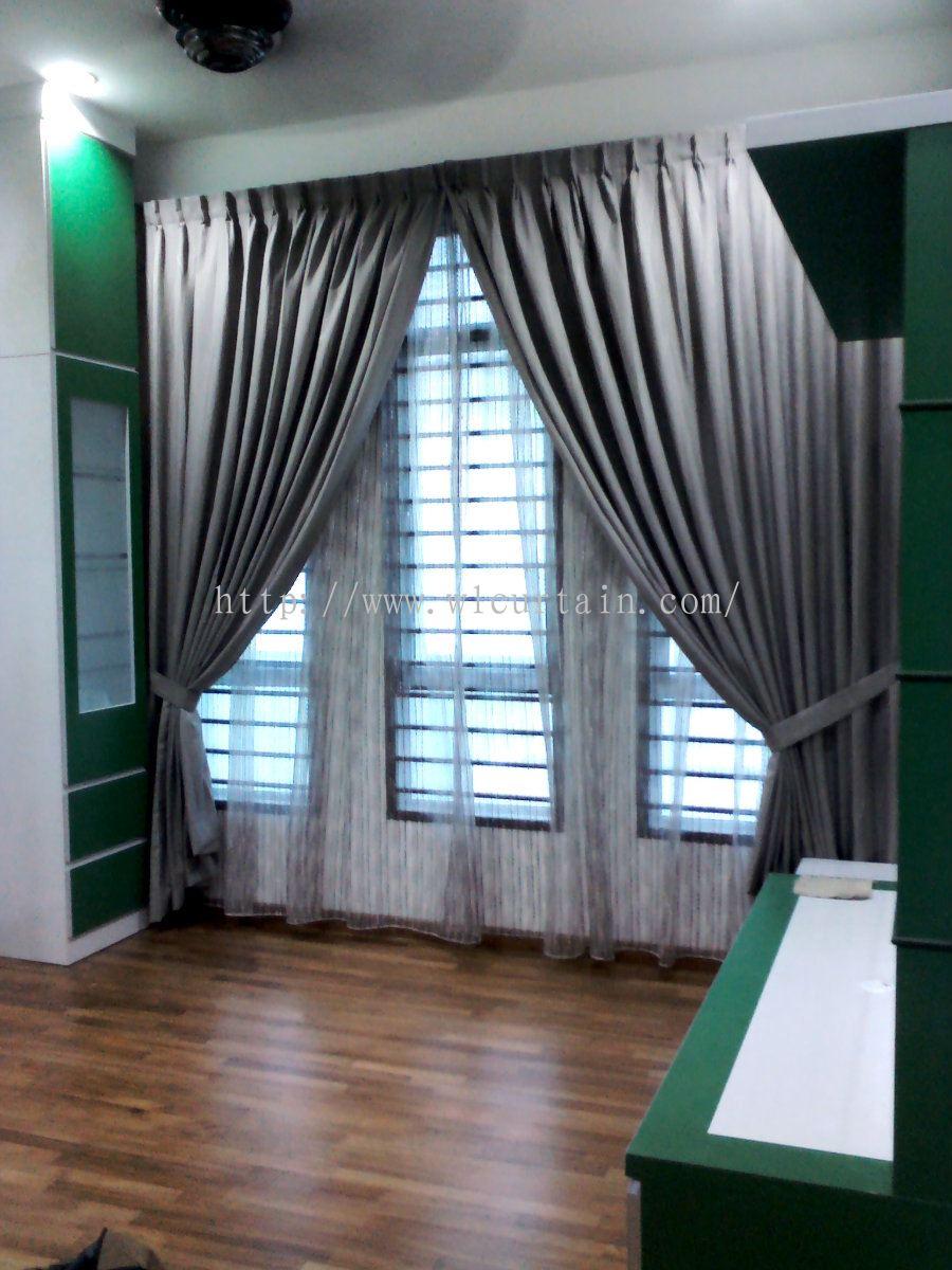 Johor Curtain From W L Curtain Enterprise