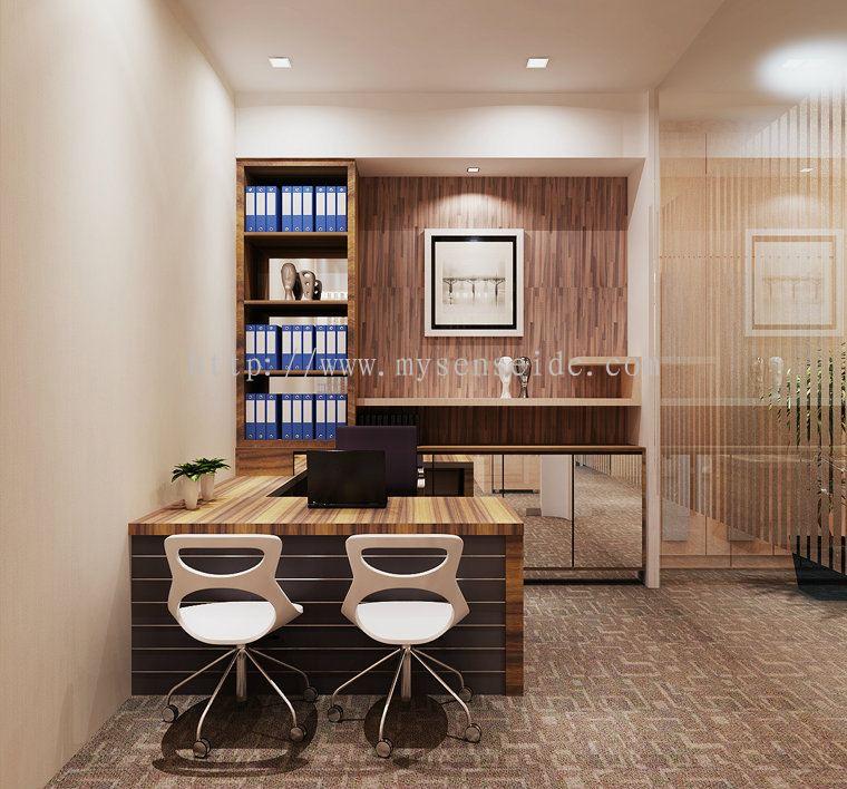 Johor office design moust austin commercial design for Office design johor