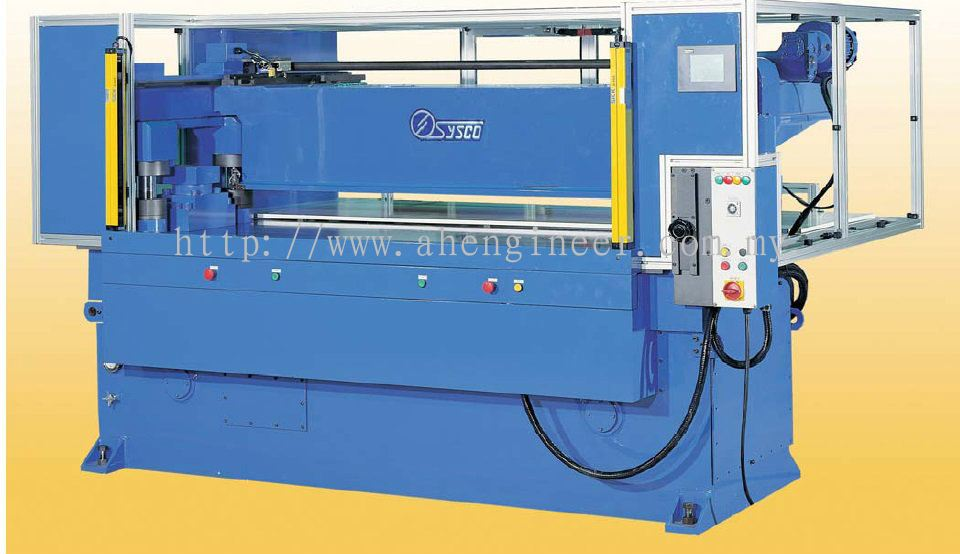 Singapore SYSCO CUTTING SYSTEM from AH Engineering Sdn Bhd