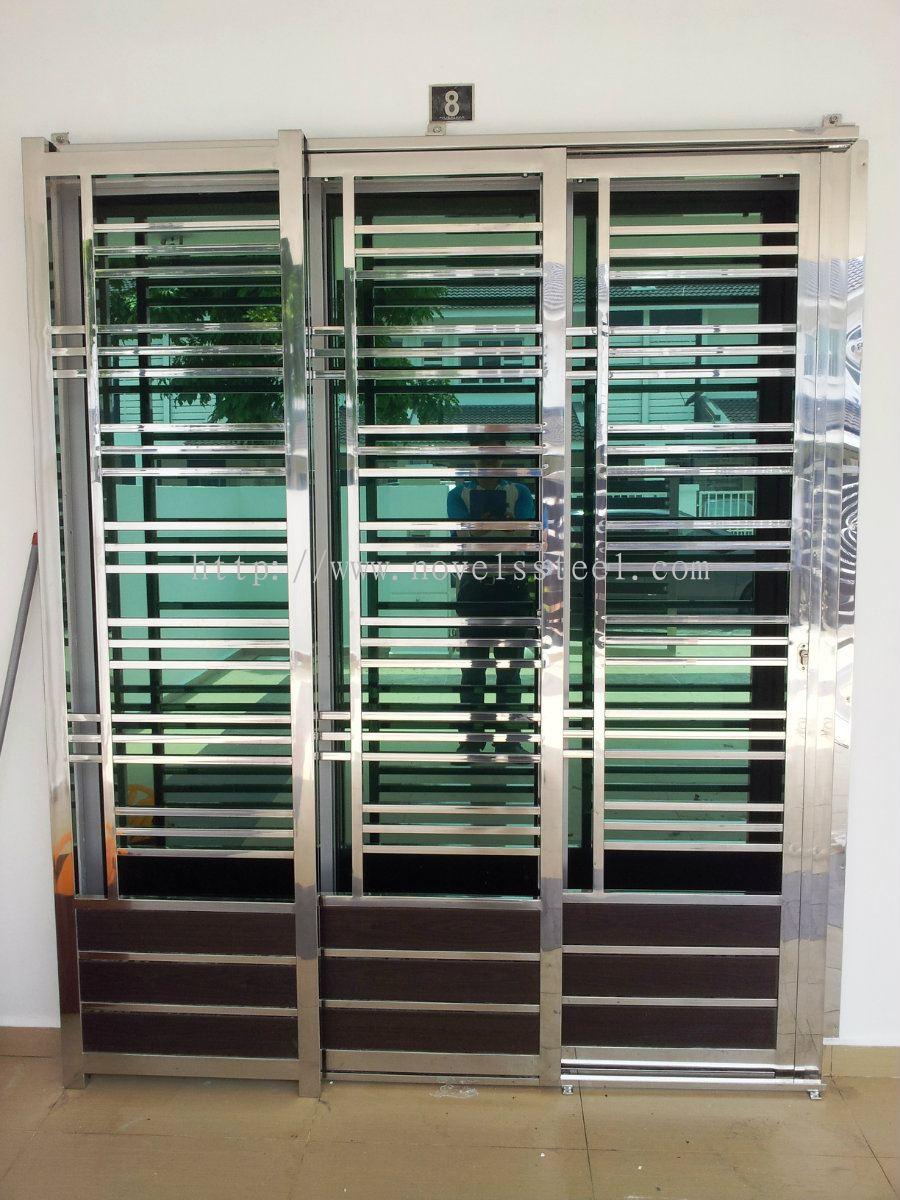 sliding steel doors 28 images johor stainless steel sliding door from novel excellence. Black Bedroom Furniture Sets. Home Design Ideas