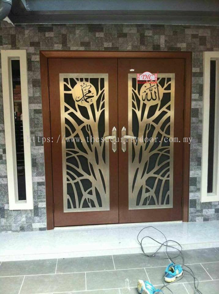 Johor Brunei Security Door from THC Metal Engineering Sdn Bhd
