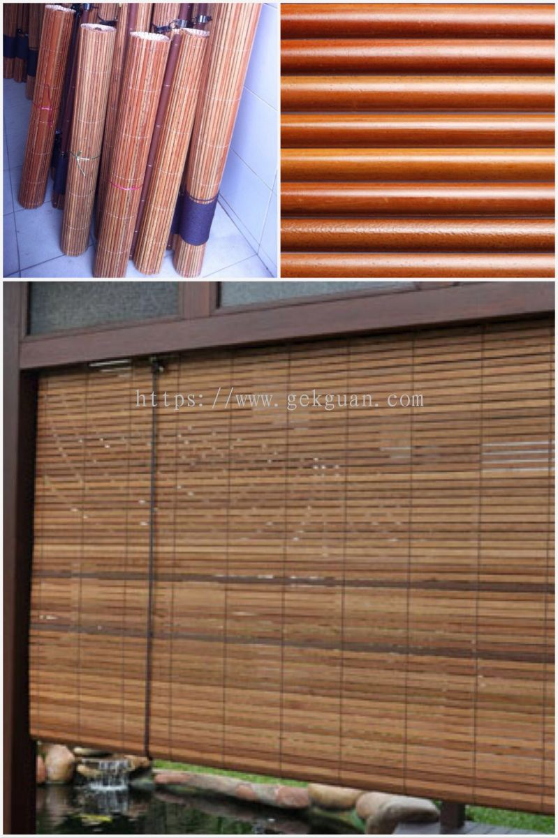 Johor Bamboo Blind Blind And Curtain From Gek Guan