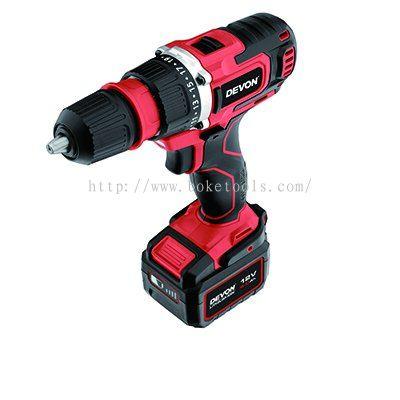 Boke Tools Machinery Pte Ltd:DEVON 5279-Li-12TS 12V Drill Driver