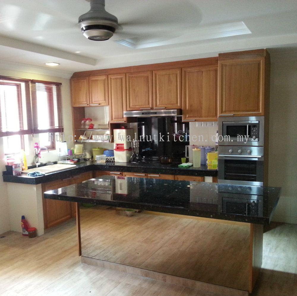 Selangor Kitchen Cabinet Interior Design Services From