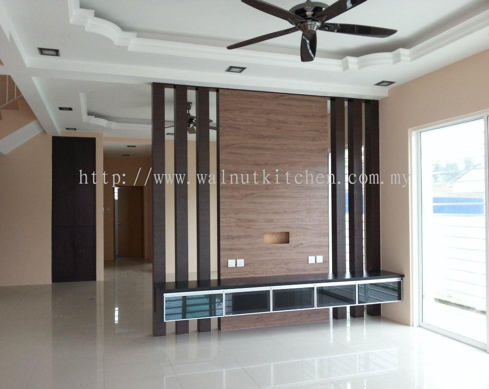 Selangor living room design living room interior design for Room interior design sdn bhd