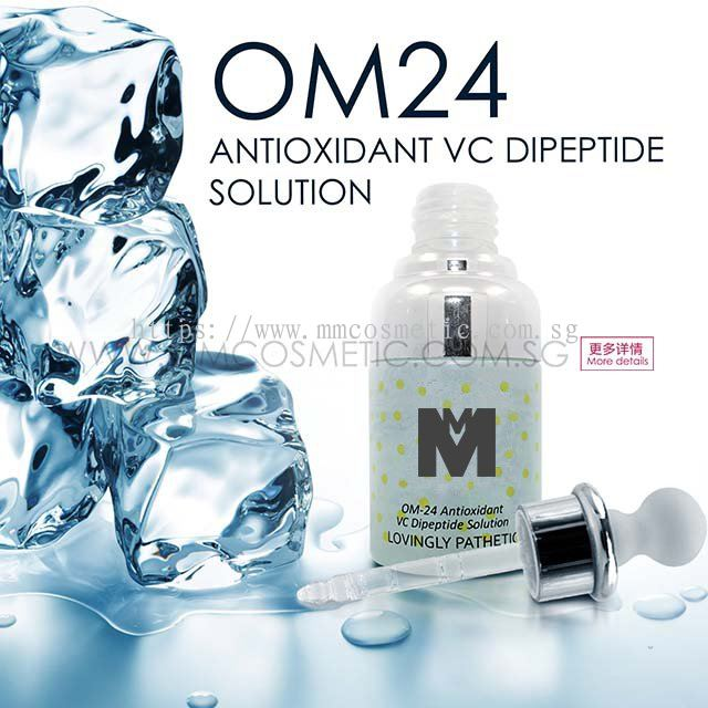 MM COSMETIC SDN BHD:OM24 Antioxidant Vc Dipeptide Solution