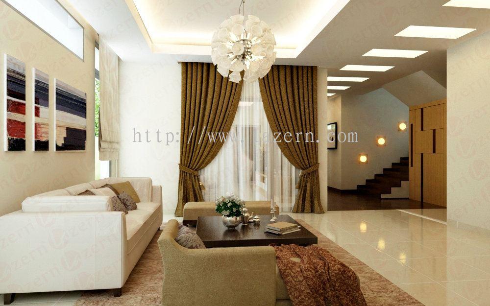 Selangor lovely living rooms for a design loving life for Interior design di bungalow artigiano