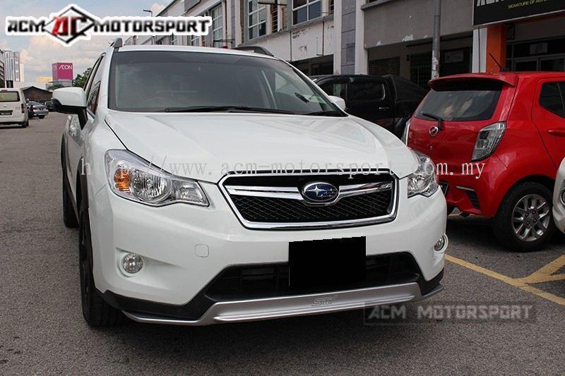 Selangor Subaru XV 2014 STI V1 bodykit XV - Subaru from ACM