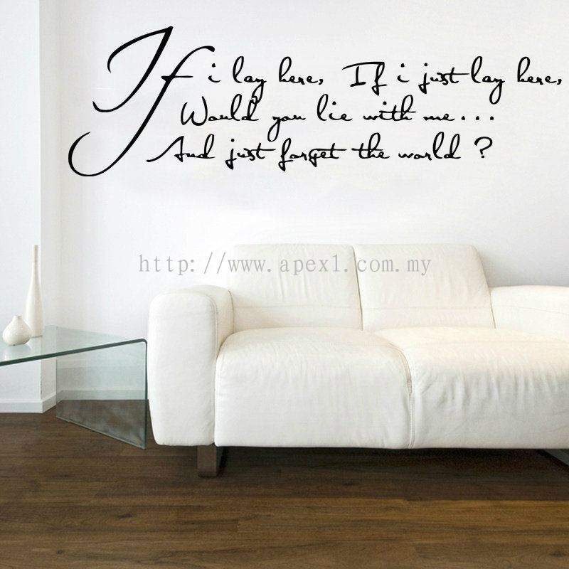 kluang wall stickers services from apexone printing sdn bhd