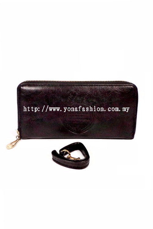 Selangor Yona Fashion Gelaren Leather Purse Black Leather Purse Purses From Yona Fashion Design Sdn Bhd