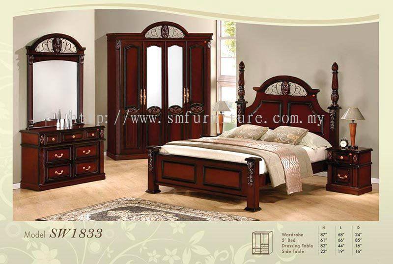 Bedroom Set Batu Pahat
