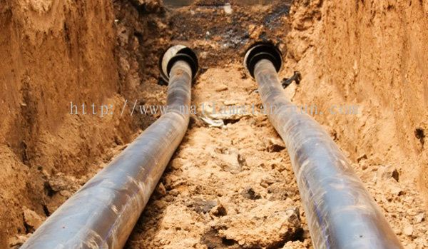 Subsoil Drainage System : Selangor subsoil drainage pipes and systems from matlamat