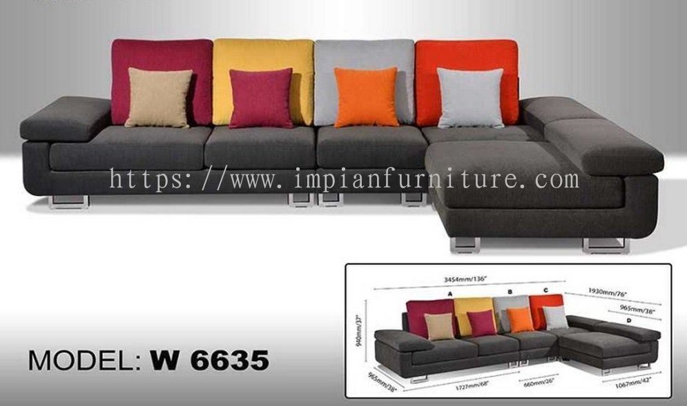 Tag By L Shape Sofa Malaysia Pusat Perabot Impian Malaysia Newpages