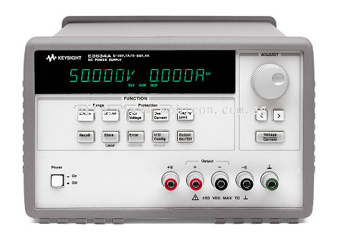 Mobicon-Remote Electronic Pte Ltd:200W Power Supply, 25V, 7A or 50V, 4A, E3634A